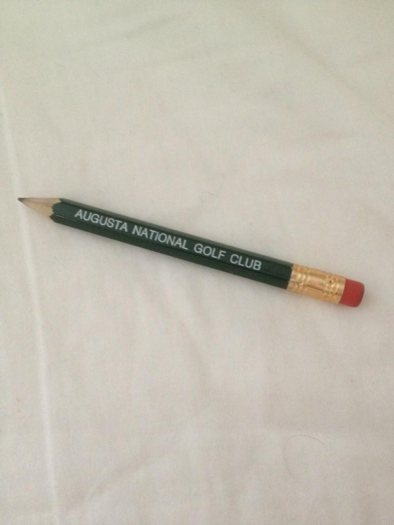 Augusta-NationalPencil