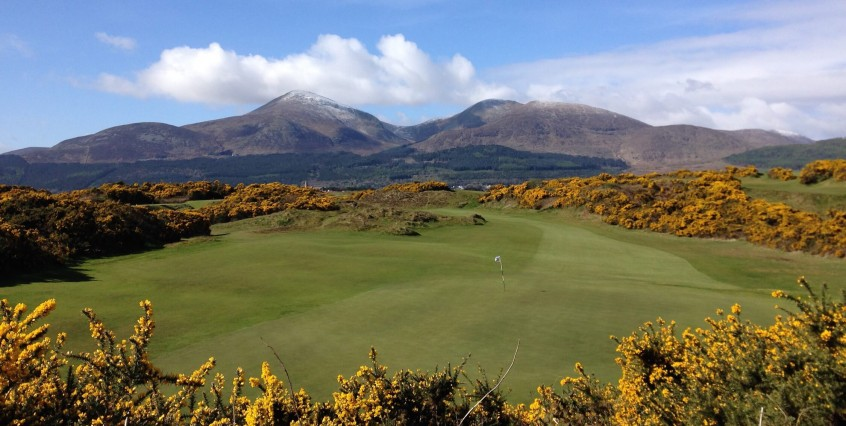 Royal county down review graylyn loomis for Royal county down