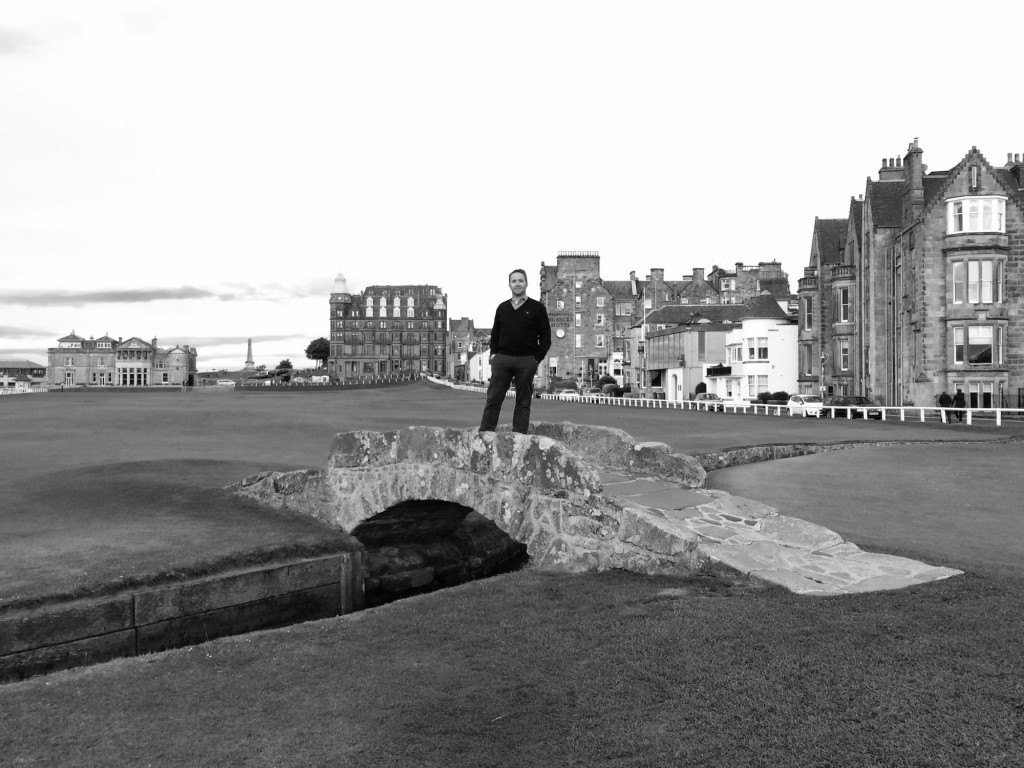 TY at St Andrews