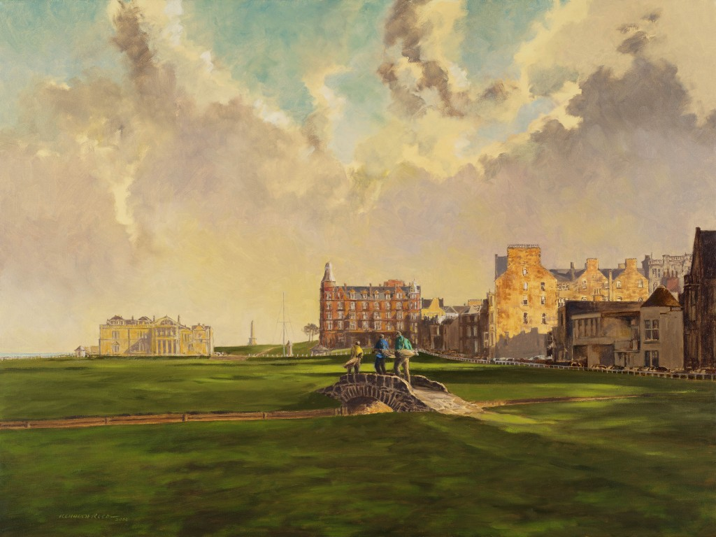 056_St Andrews97393-01_canvas_print