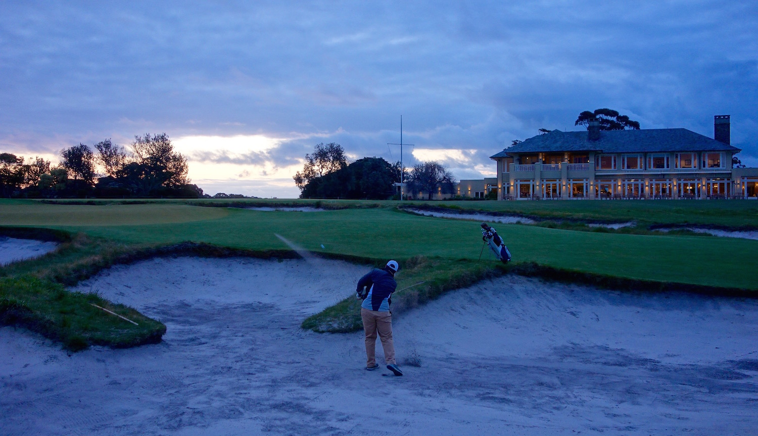Royal Melbourne Golf Club - East Course Review - Graylyn Loomis