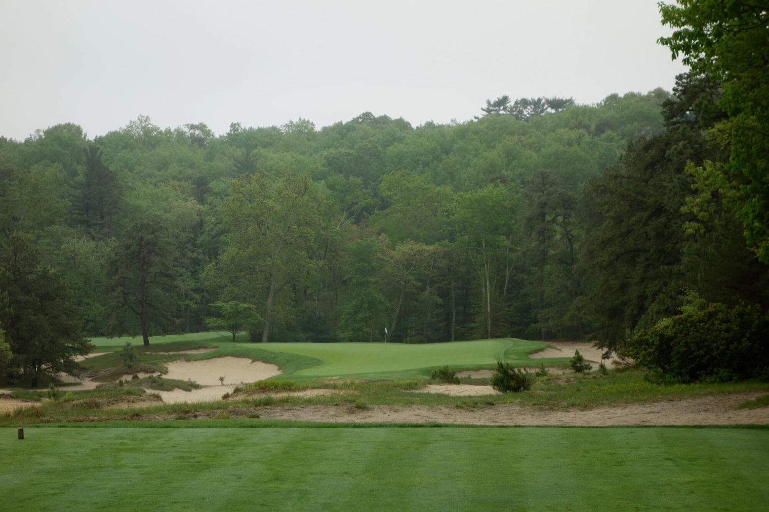 pine valley golf club review graylyn loomis
