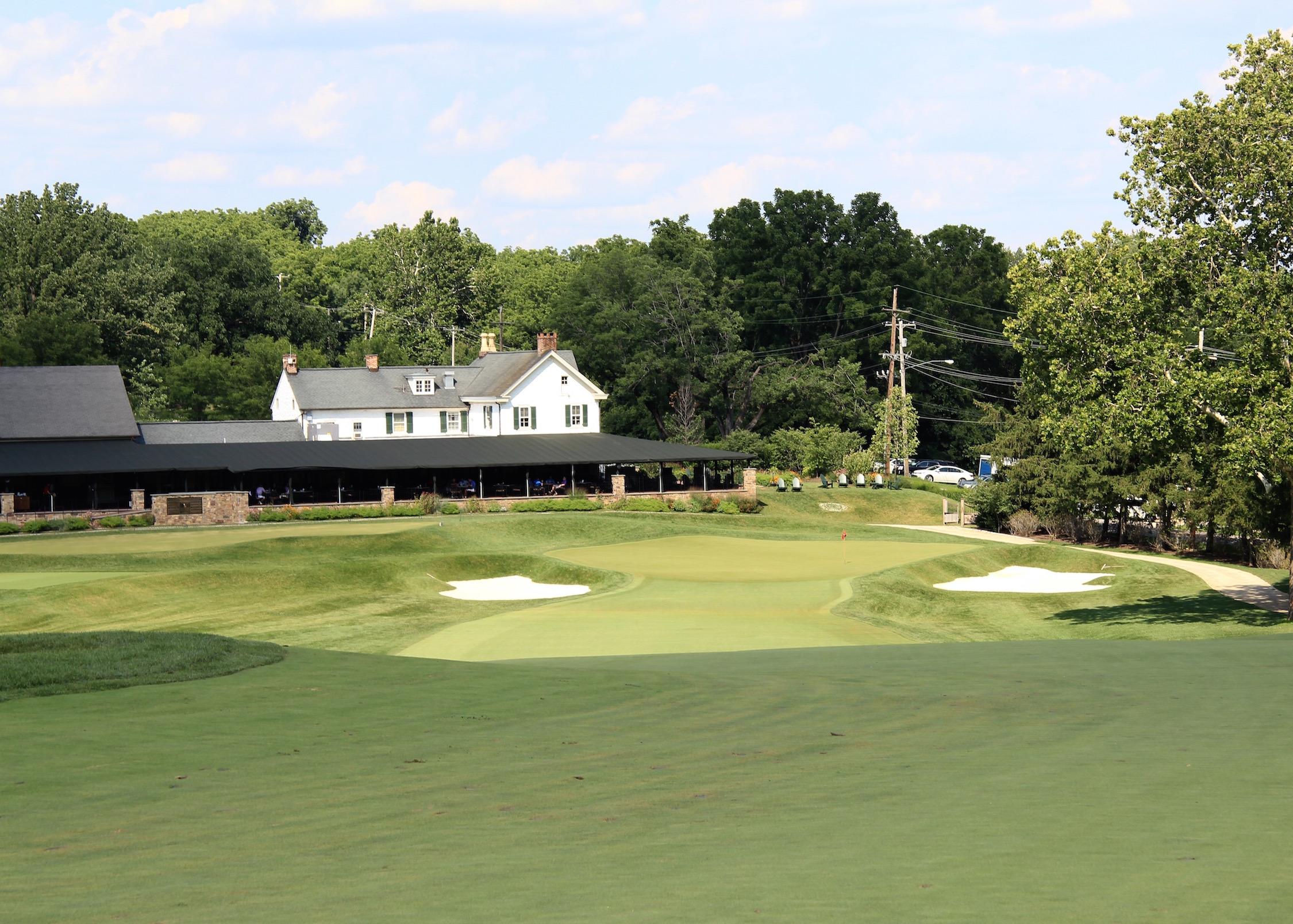 Philadelphia Cricket Club Wissahickon Review Graylyn Loomis