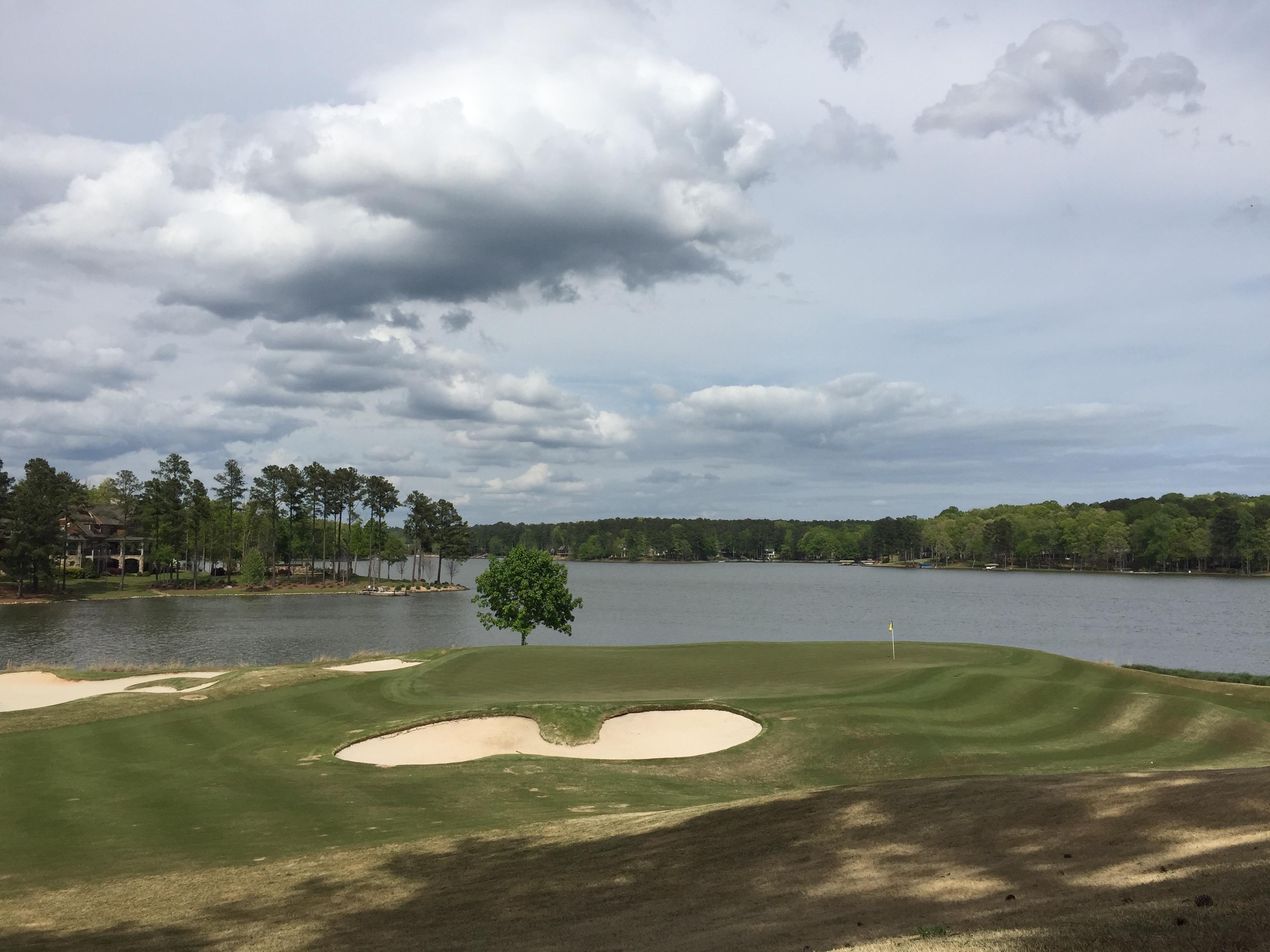 Reynolds Lake Oconee - Oconee Course Review - Graylyn Loomis